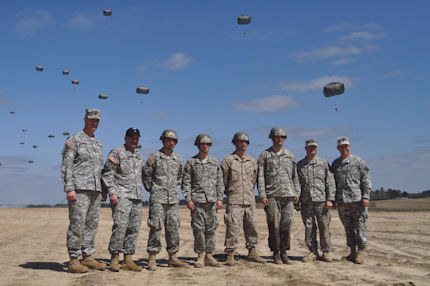 Airborne School tranistions to T-11 parachute