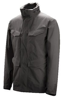 Veilance Field Jacket LT in Coal