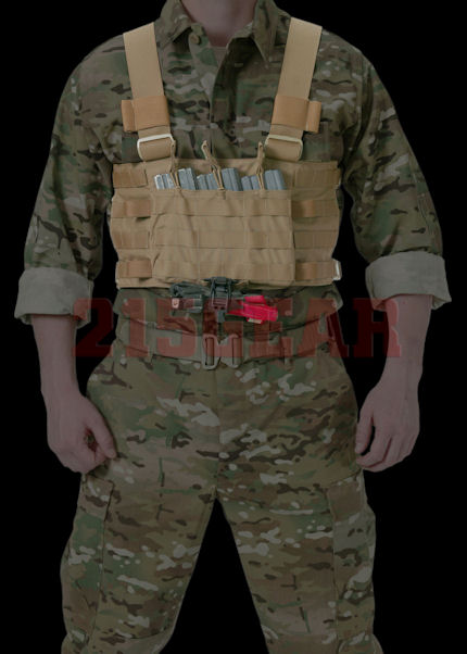 215 Gear RECON Chest Rig - MOLLE