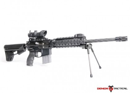 Ultra Light Swiveling Bipod from Demon Tactical