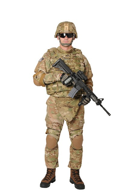 Army Mountain Combat Boot Chosen? Not