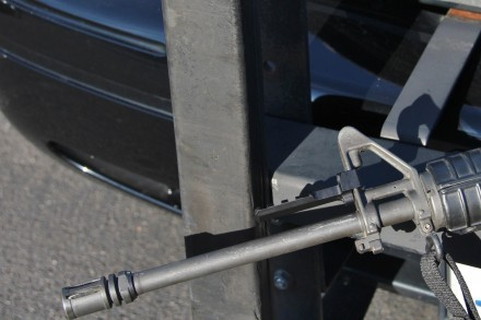 Soldier Systems: The Mossie Tactics MT2400FSB light mount.