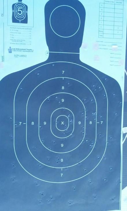 911 raw target