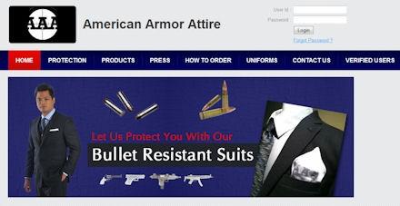American Armor Attire