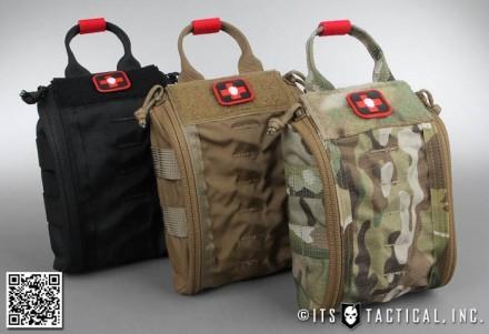 ITS ETA Trauma Kit Pouch - Fatboy 01