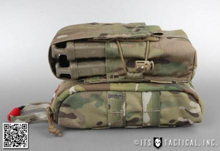 ITS ETA Trauma Kit Pouch - Tallboy 11