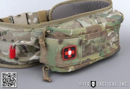 ITS ETA Trauma Kit Pouch - Tallboy 14