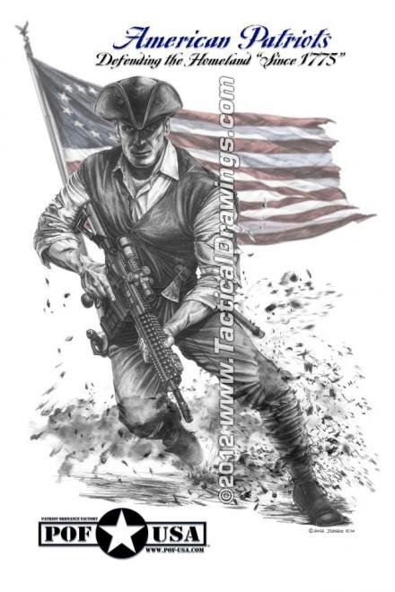 POF - American patriots