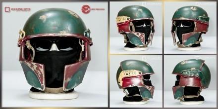 Q-Concepts Helmet