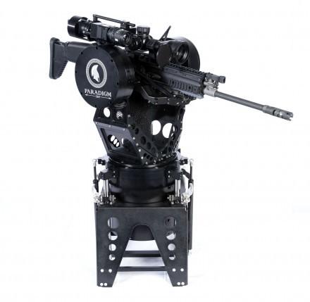 TALON gyro-stabilized gun platform