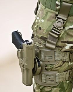 New UK Service Pistol