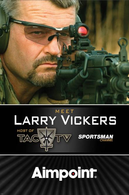 Vickers at SHOT Show