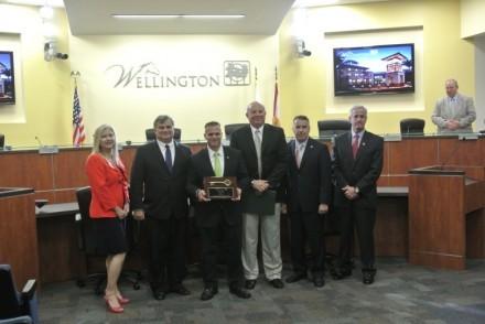 Mark Llano Awarded Key to City
