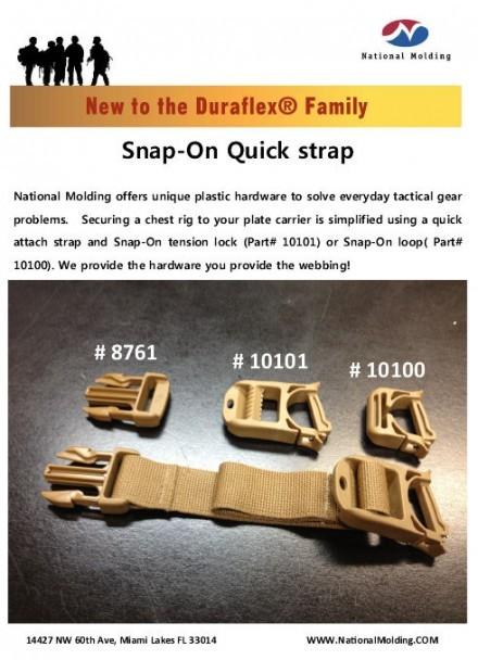NatMo Snap-on Quick Strap