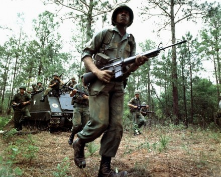 US Army 1970s
