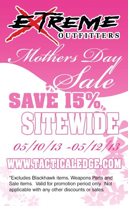 Mothers Day Sale at EO