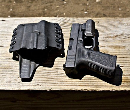 SHM Standard GLOCK Package with INFORCE and OTG