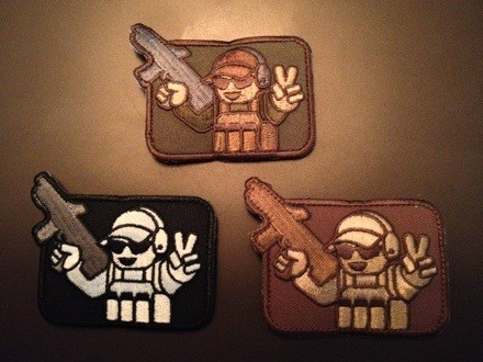 TF Patches