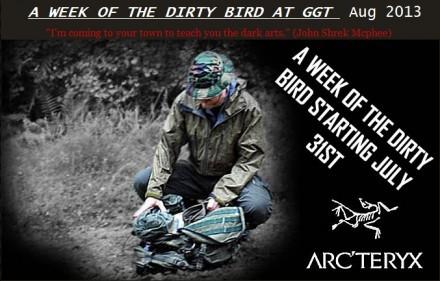 Week of the dirty bird