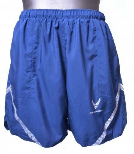 Air Force PT shorts