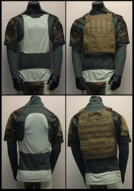 ArmorWorks Protective Combat Shirt Mod2