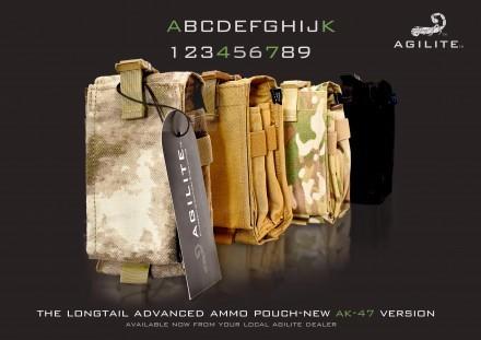 AA Pouch AK-47 Version