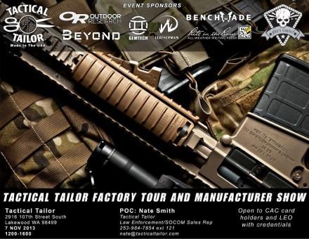 Factory Tour November 2013