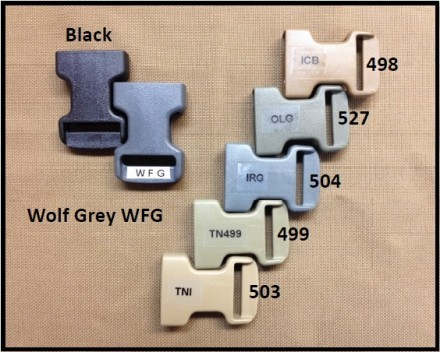 Duraflex Wolf Grey
