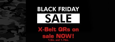 X-Belt Sale - Black Friday