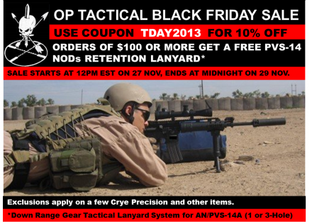black friday sale 2013 revised