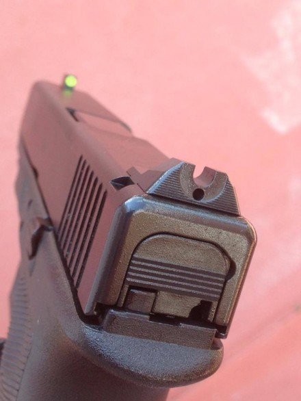 Vickers Tactical GLOCK Sight by Wilson Combat