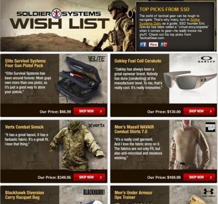 SSD TacticalGear.com
