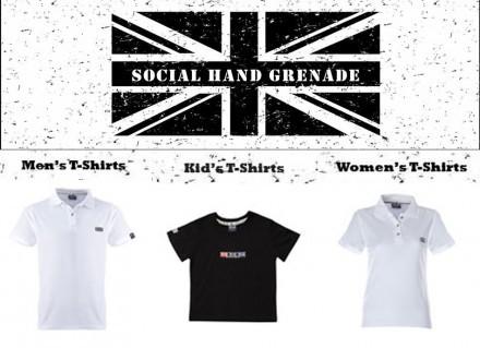 Social Hand Grenade