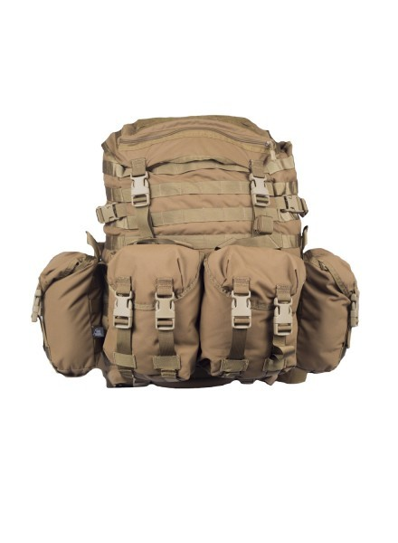 High Ground 5-Day Pack Rear