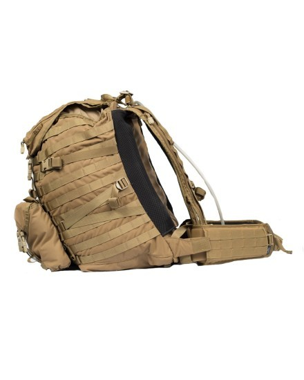 High Ground 5-Day Pack Side