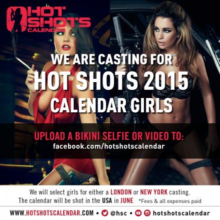 Hot Shots Casting Call
