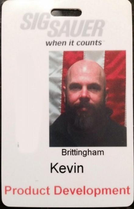 Kevin Brittingham Joins SIG