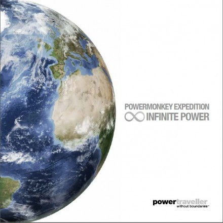 Powermonkey Expedition