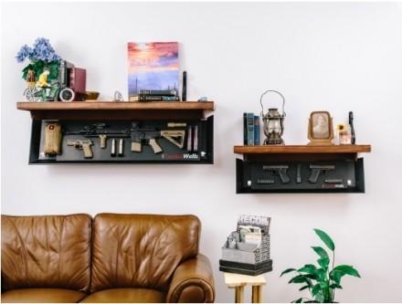 Tactical Shelves