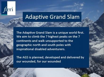 Adaptive Grand Slam