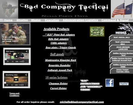 BCT Home Page