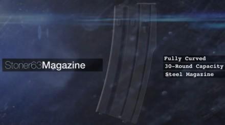 KAC Stoner 63 Mag