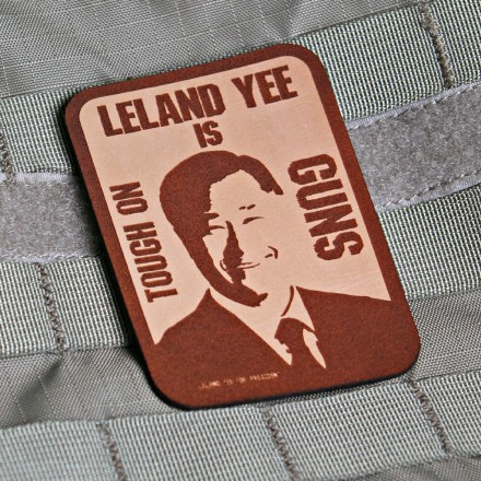 Leland_Yee_Tough_On_Guns_Patch