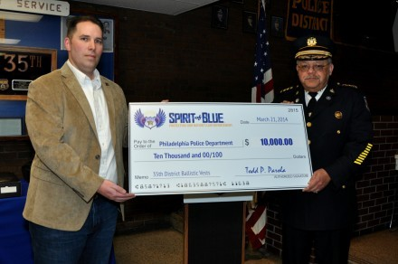 PPD Grant Presentation to Commissioner Ramsey - 3-21-14