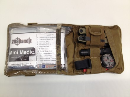 Mini Kit with Mini Medic