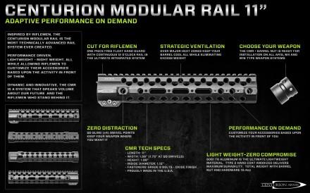 Centurion Rail 11