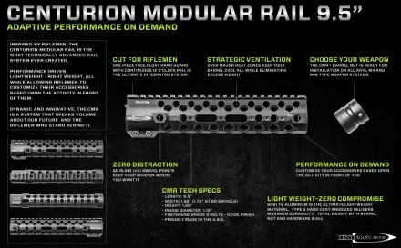 Centurion Rail 9.5
