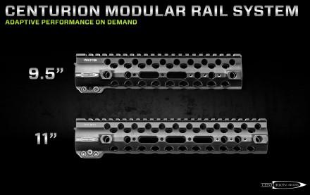 Centurion Rails