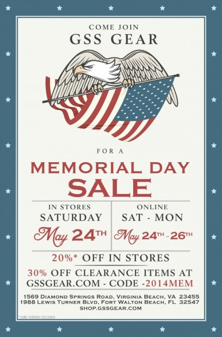 GSS Memorial Day