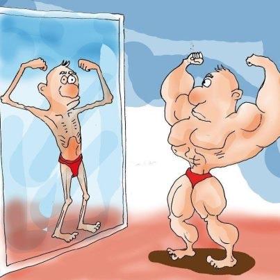 Corps Strength - Mirror Man
